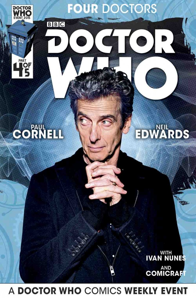 doctor who titan comics peter capaldi