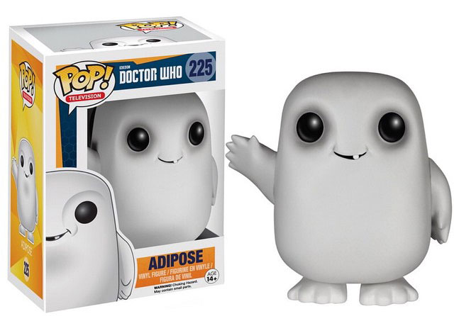 funko pop doctor who adipose