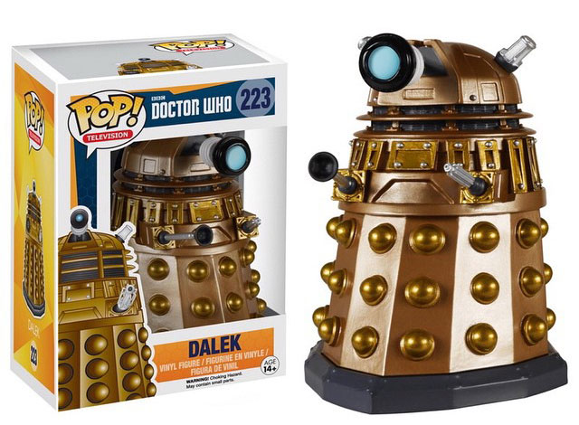 funko pop doctor who dalek