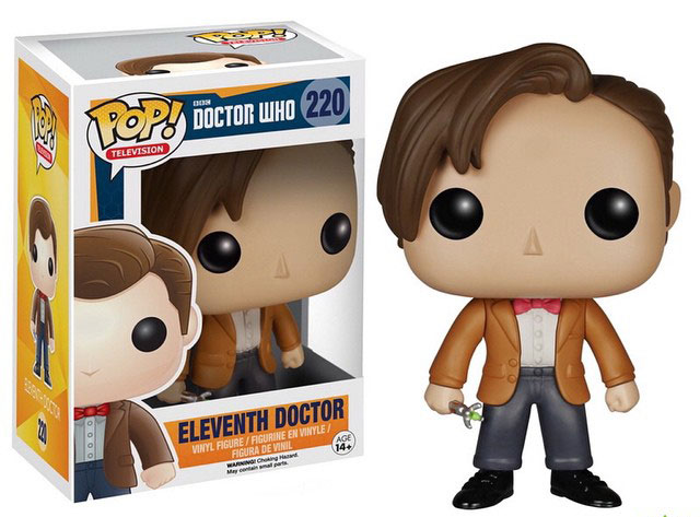 funko pop doctor who matt smith