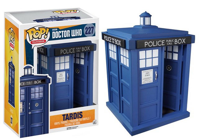 funko pop doctor who tardis