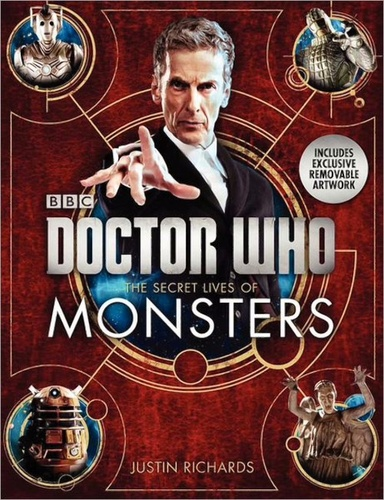 DOCTOR WHO - THE SECRET LIVES OF MONSTERS