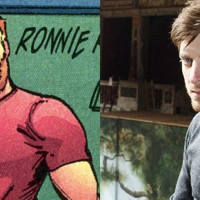 Arthur Darvill será Rip Hunter em spin-off das séries Arrow e The Flash