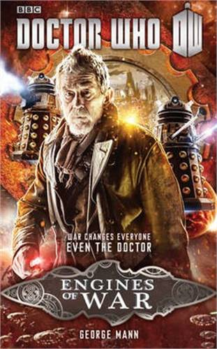 doctor who engines of war john hurt