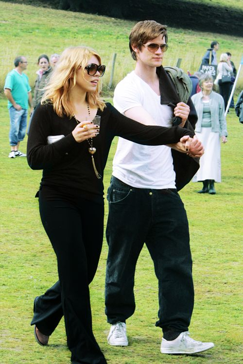 billie piper matt smith doctor who brasil 04