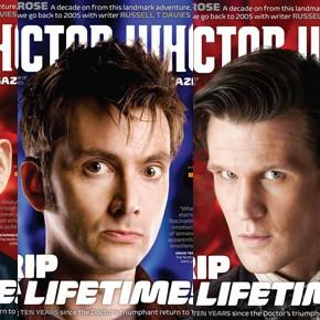Doctor Who terá pelo menos 15 temporadas