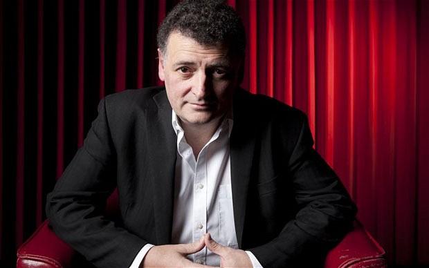 """Steven Moffat: """"BBC tem planos para mais 5 anos de Doctor Who"""""""