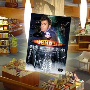 [EVENTO] Lançamento do livro Prisioneiro dos Daleks no Shopping Villa Lobos!