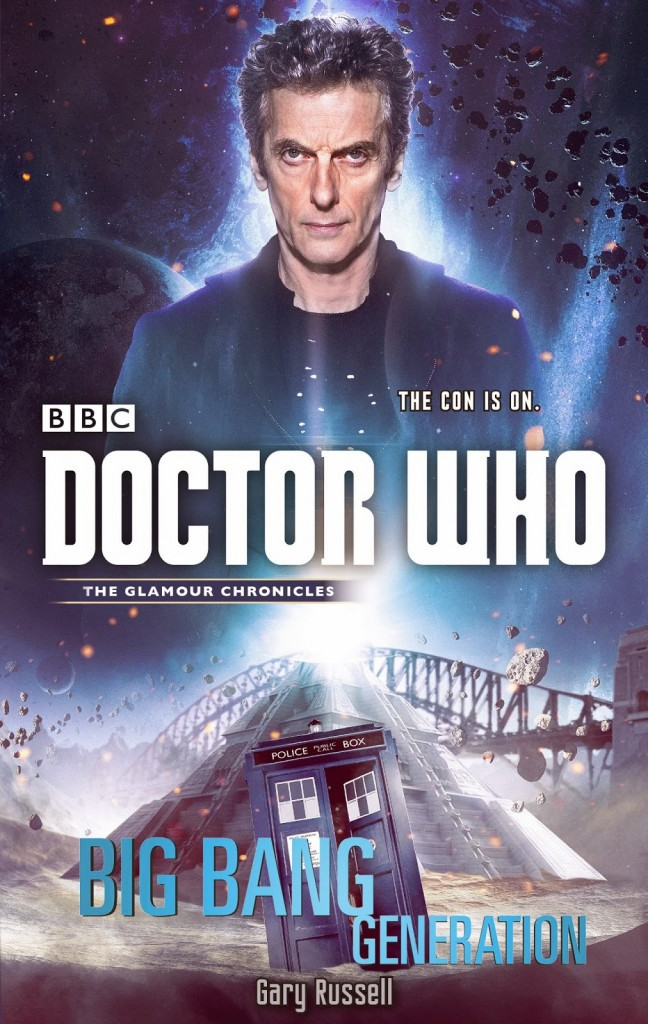 doctor who livro big bang generation