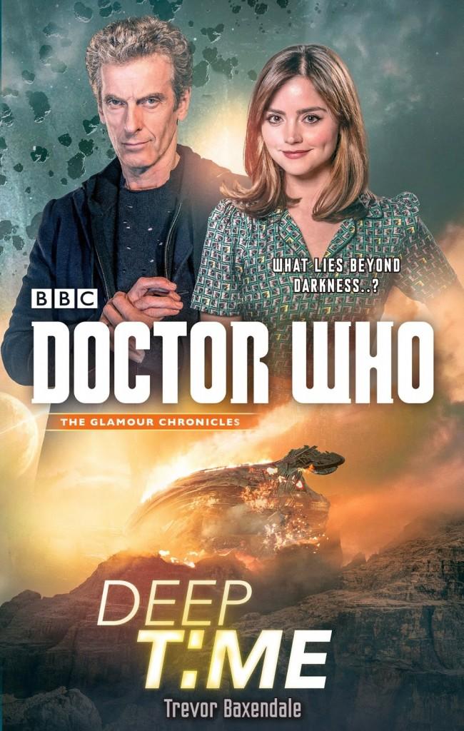 doctor who livro deep time