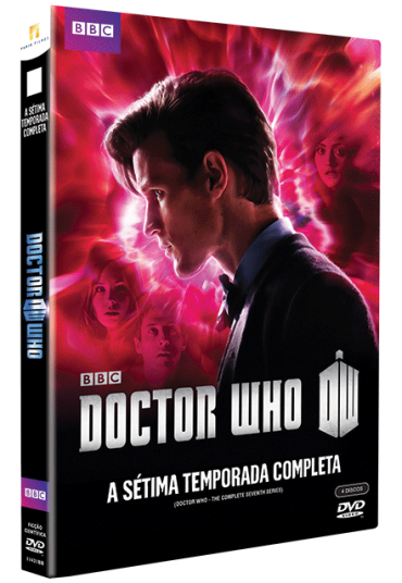 7 temporada doctor who dvd matt smith karen gillan jenna coleman