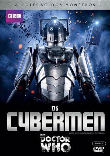 DVD Doctor Who Série Clássica - Cybermen