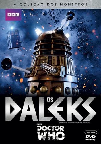 DVD Doctor Who Série Clássica - Daleks