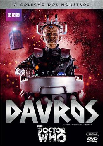 DVD Doctor Who Série Clássica - Davros