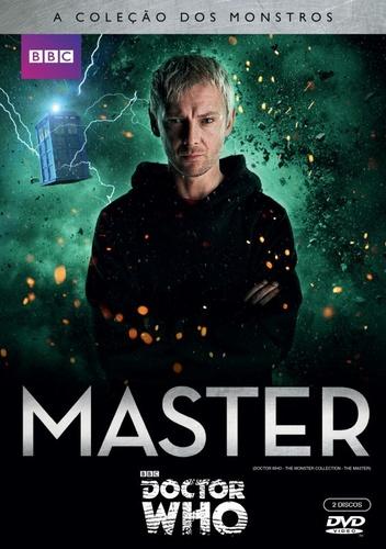 DVD Doctor Who Série Clássica - Mestre