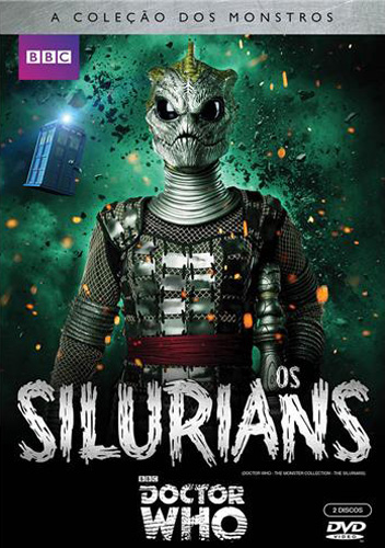 DVD Doctor Who Série Clássica - Silurians