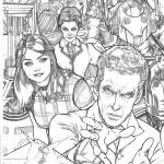 adriana melo doctor who four doctors titan comics