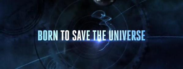 born to save the universe doctor who