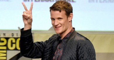 Matt Smith na San Diego Comic Con 2015