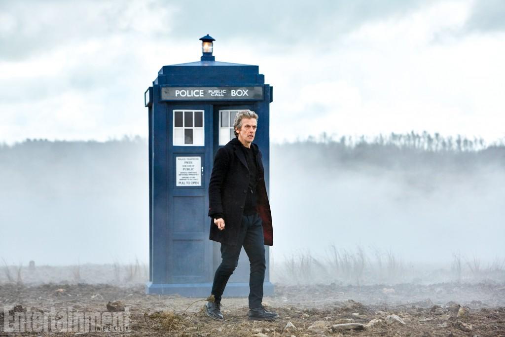 Primeira imagem de divulgação da 9ª temporada de Doctor Who