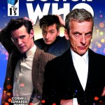 four doctors - titan comics - doctor who brasil 01