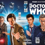 four doctors - titan comics - doctor who brasil 03
