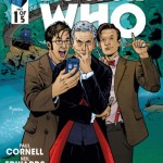 four doctors - titan comics - doctor who brasil 05