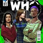 four doctors - titan comics - doctor who brasil 07