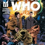 four doctors - titan comics - doctor who brasil 09