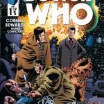 four doctors - titan comics - doctor who brasil 09