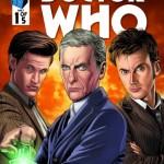 four doctors - titan comics - doctor who brasil 10