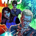 four doctors - titan comics - doctor who brasil 12