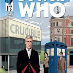 four doctors - titan comics - doctor who brasil 13
