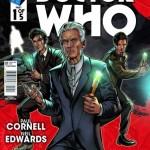 four doctors - titan comics - doctor who brasil 16