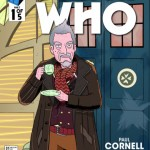 four doctors - titan comics - doctor who brasil 17