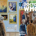 four doctors - titan comics - doctor who brasil 19