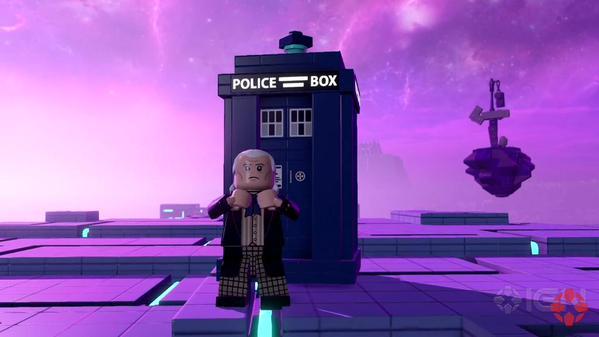 lego doctor who doctor 01
