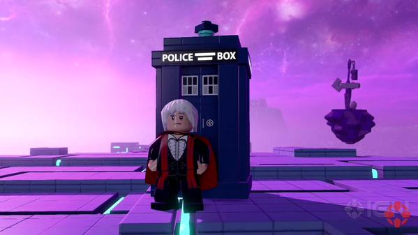 lego doctor who doctor 03