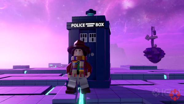 lego doctor who doctor 04