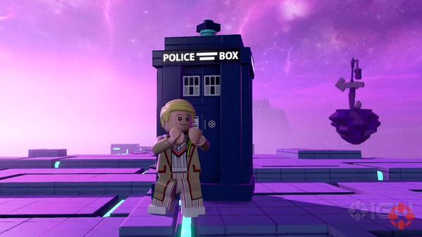 lego doctor who doctor 05
