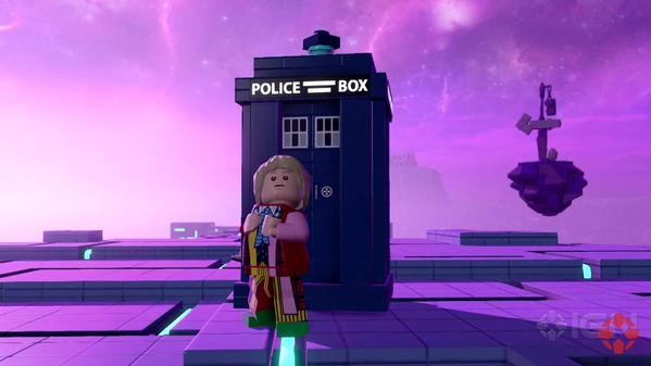 lego doctor who doctor 06