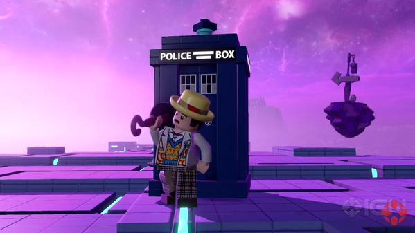 lego doctor who doctor 07