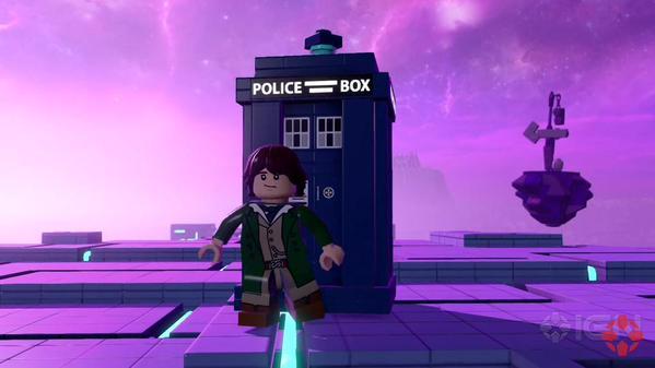 lego doctor who doctor 08