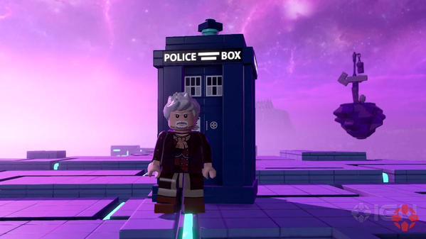 lego doctor who doctor 085