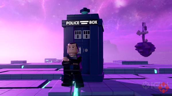 lego doctor who doctor 09