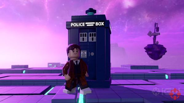 lego doctor who doctor 10