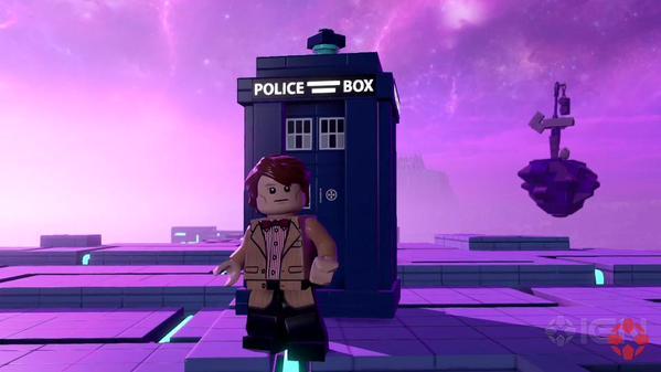 lego doctor who doctor 11