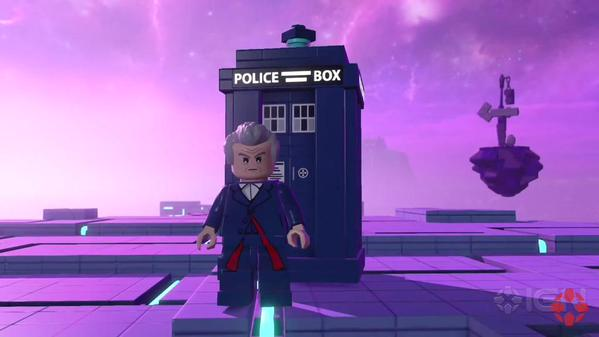 lego doctor who doctor 12