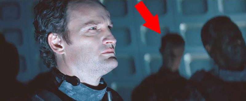 Para quem for assistir, reparem que Matt Smith está nessa cena
