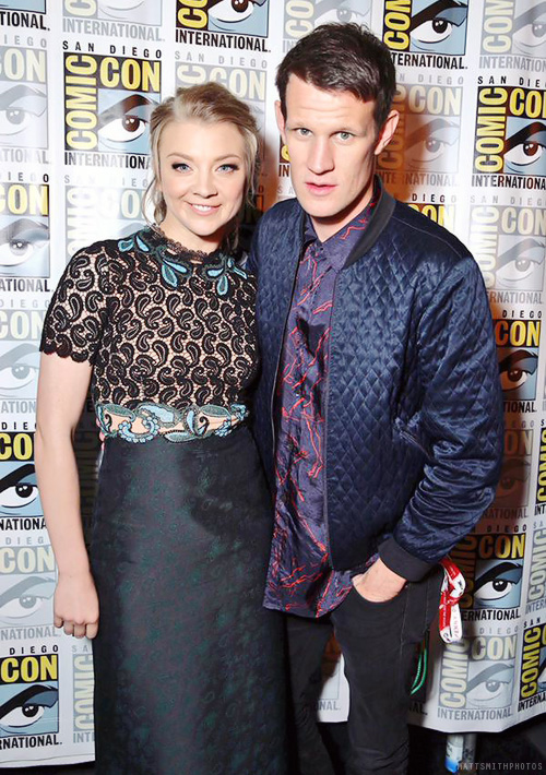 matt smith natalie dormer patient zero 10